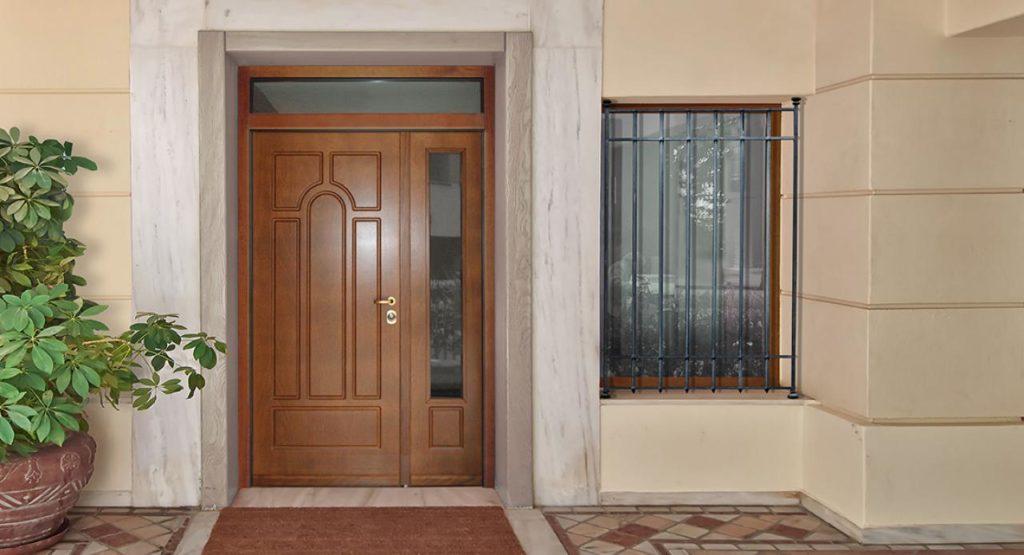 Porte blindate Okey - Infissi e Serramenti Fratelli Bosio Srl a Torino e Cambiano